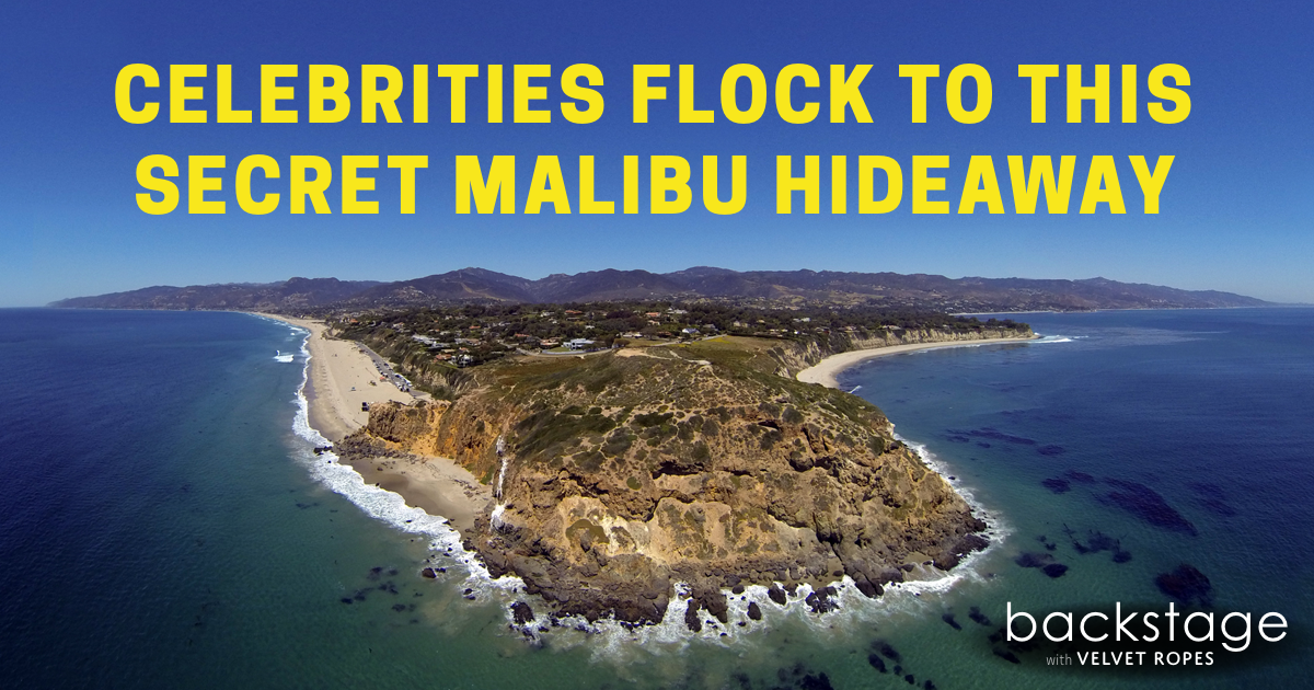 point dume malibu celebrity homes