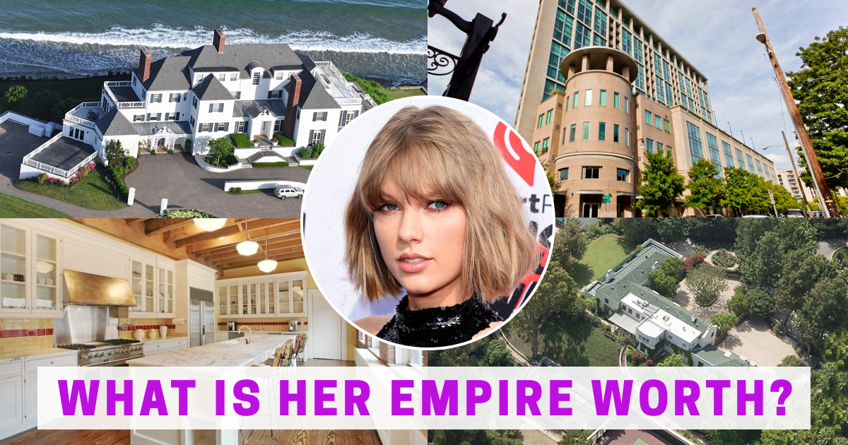 Where Does Taylor Swift Live?
