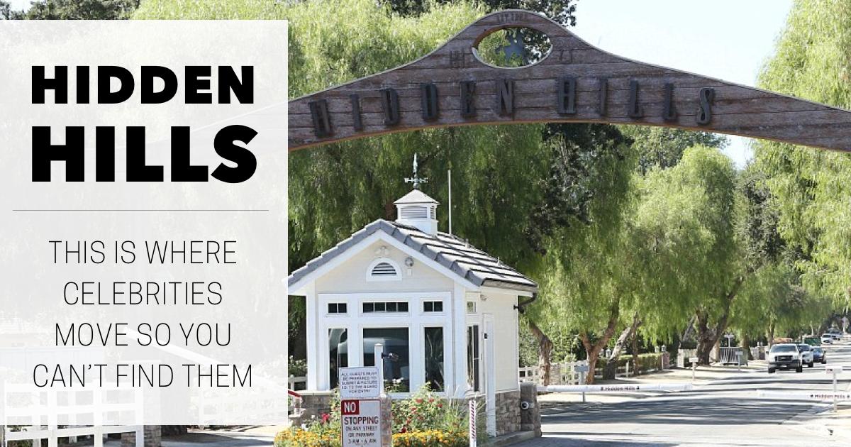 Celebrities That Live In Hidden Hills, CA