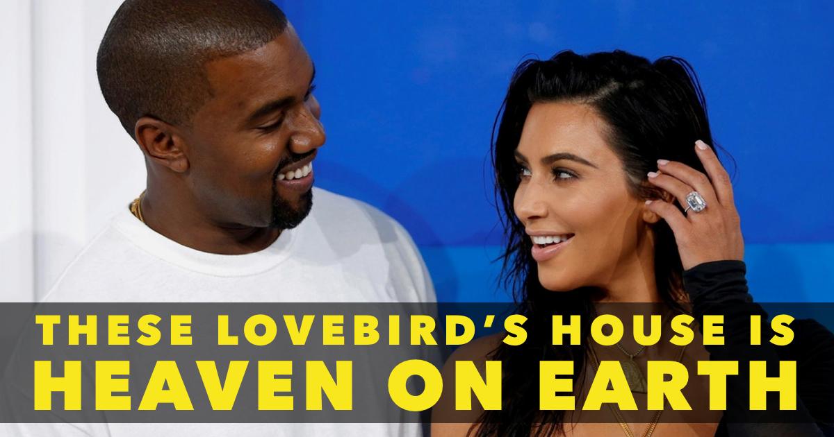 Kim and Kanye House: Exclusive Photos!
