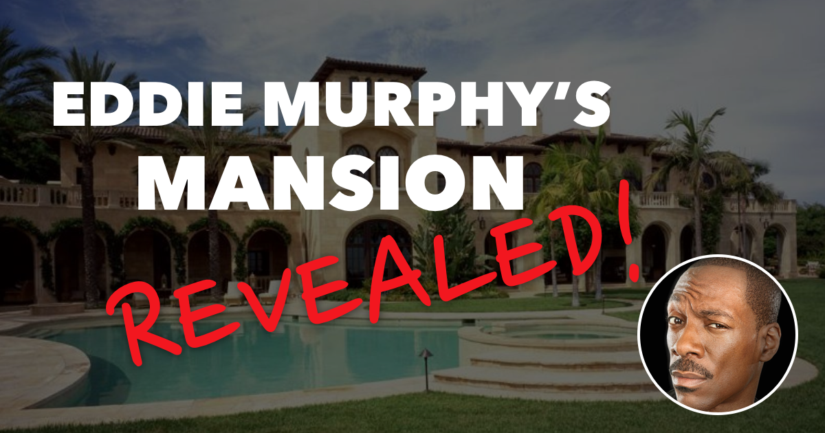 Eddie Murphy House: These photos are epic!
