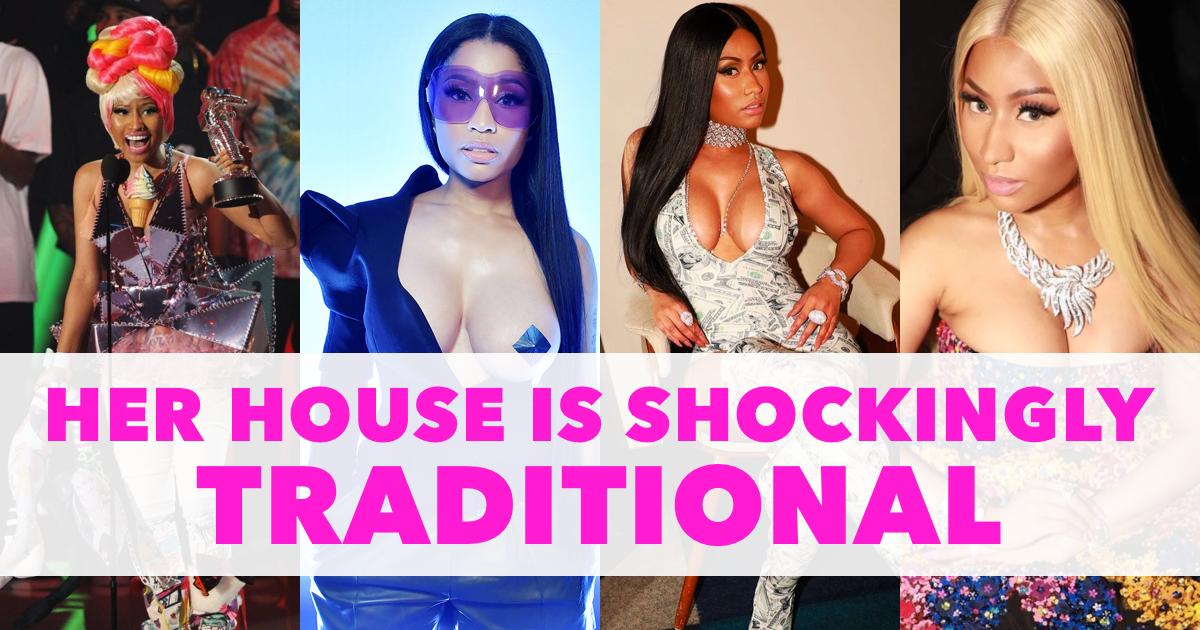 Nicki Minaj House: The Photos are Epic!