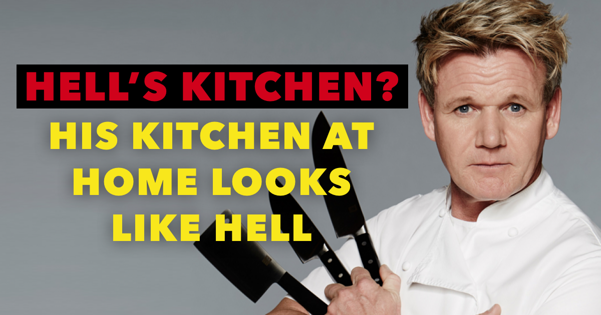 Gordon Ramsay House in Los Angeles is Epic