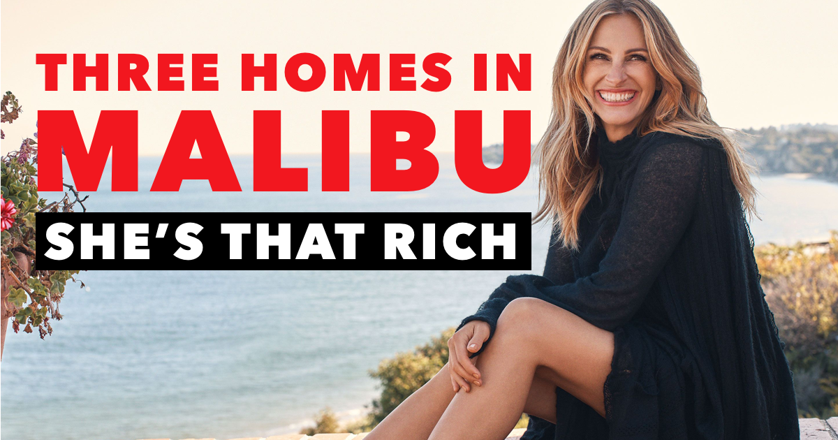 Julia Roberts House in Malibu: Photos of the Compound