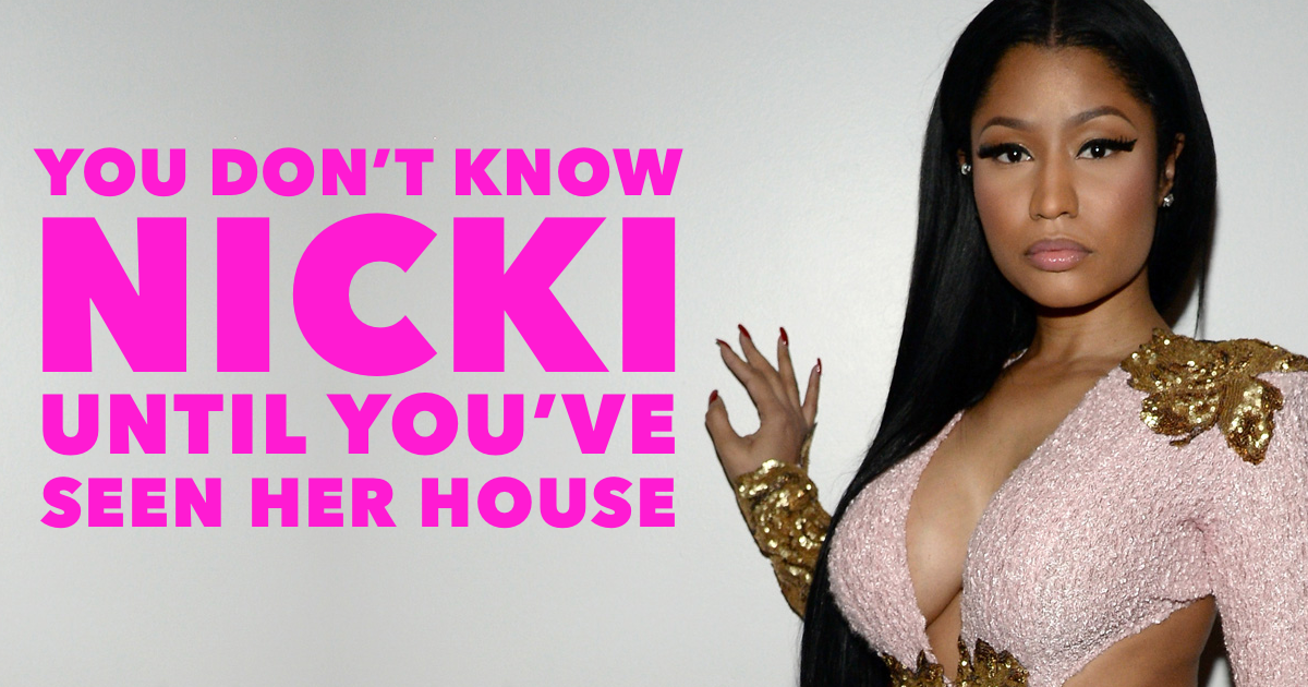 Where Does Nicki Minaj Live?