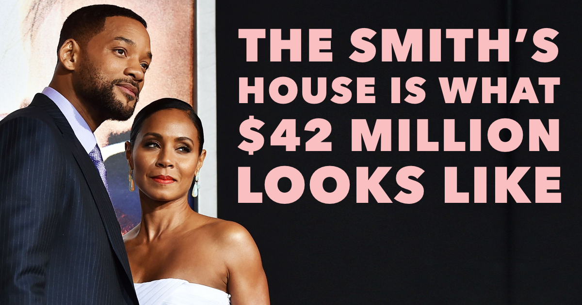 Will Smith House: Where does Will Smith live?