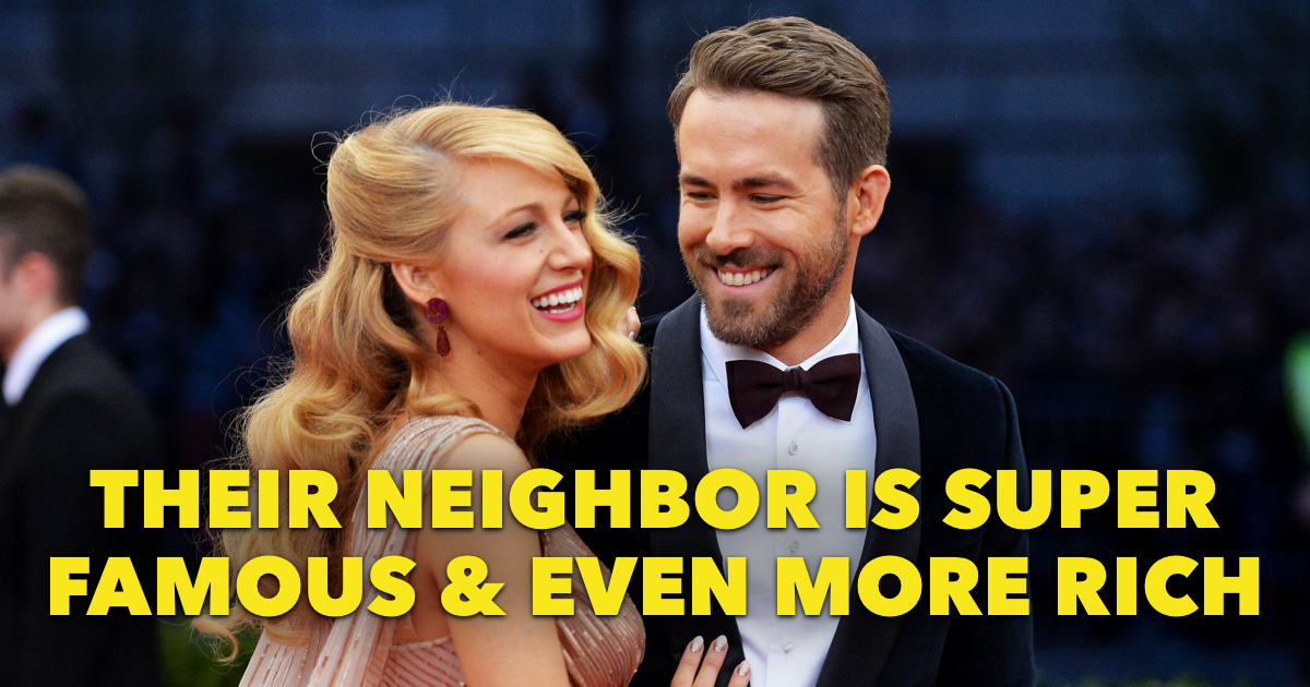 Blake Lively and Ryan Reynolds House Featured