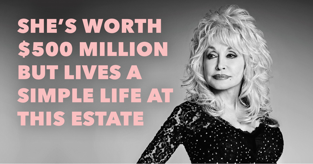 Dolly Parton House Featured