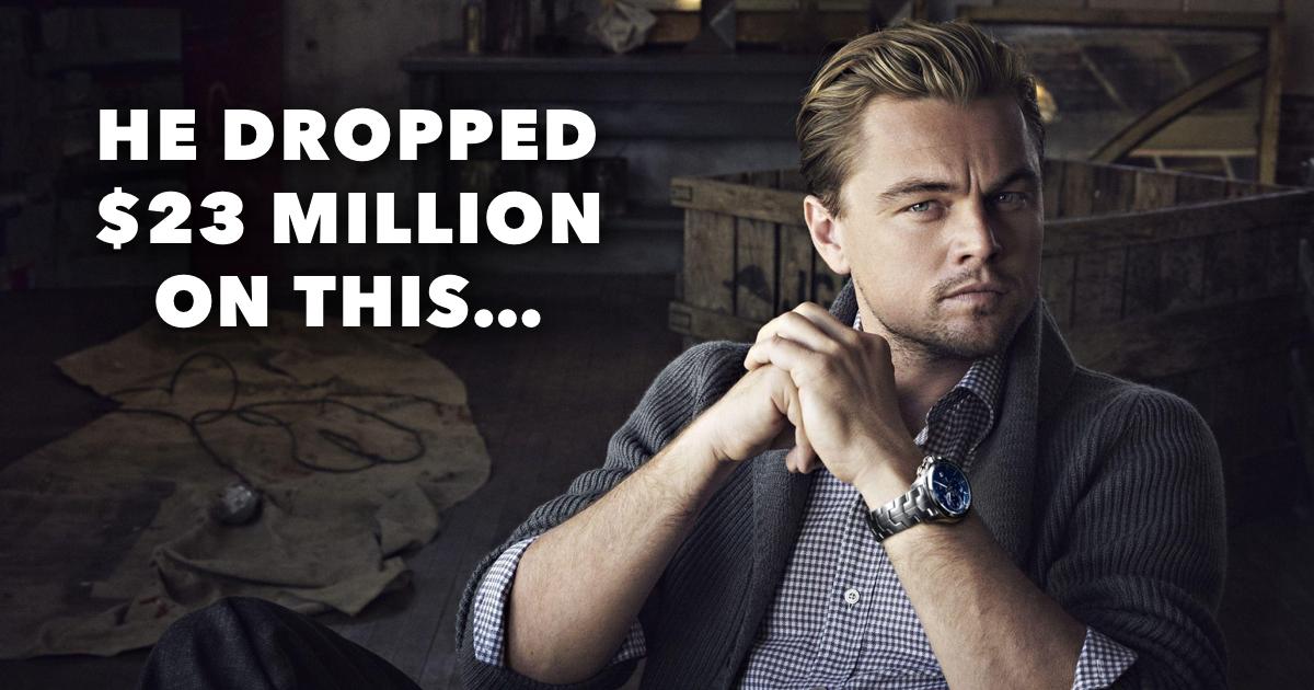 Leonardo DiCaprio House Featured