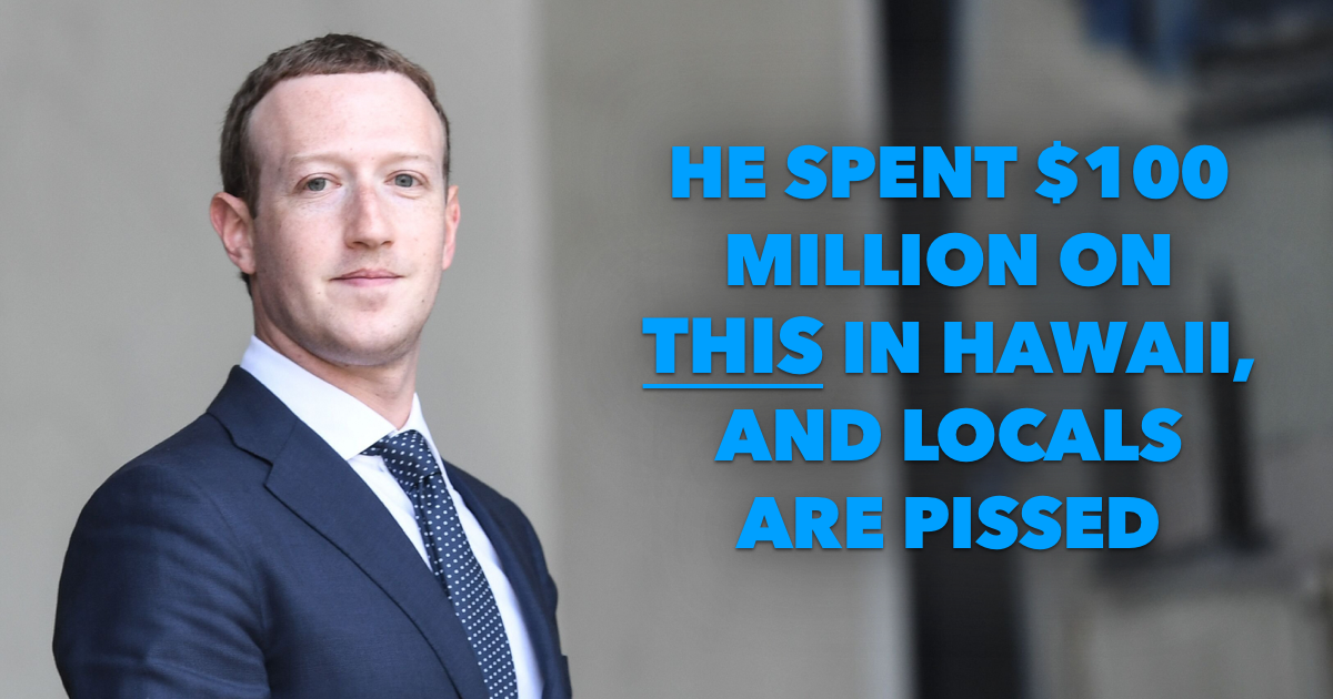 Mark Zuckerberg House Featured