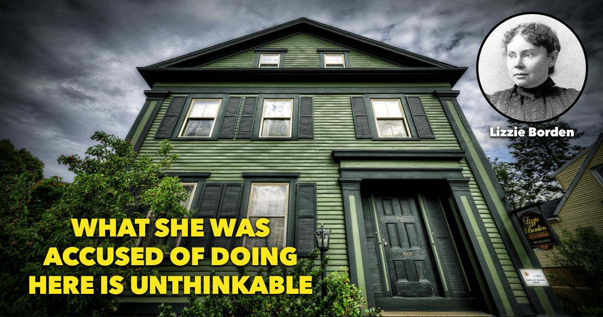 Lizzie Borden House Featured