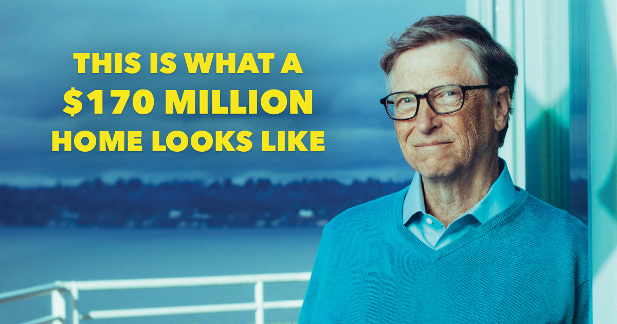 Bill Gates House Featured