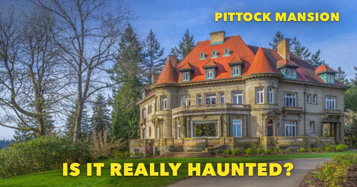 Pittock Mansion Portland