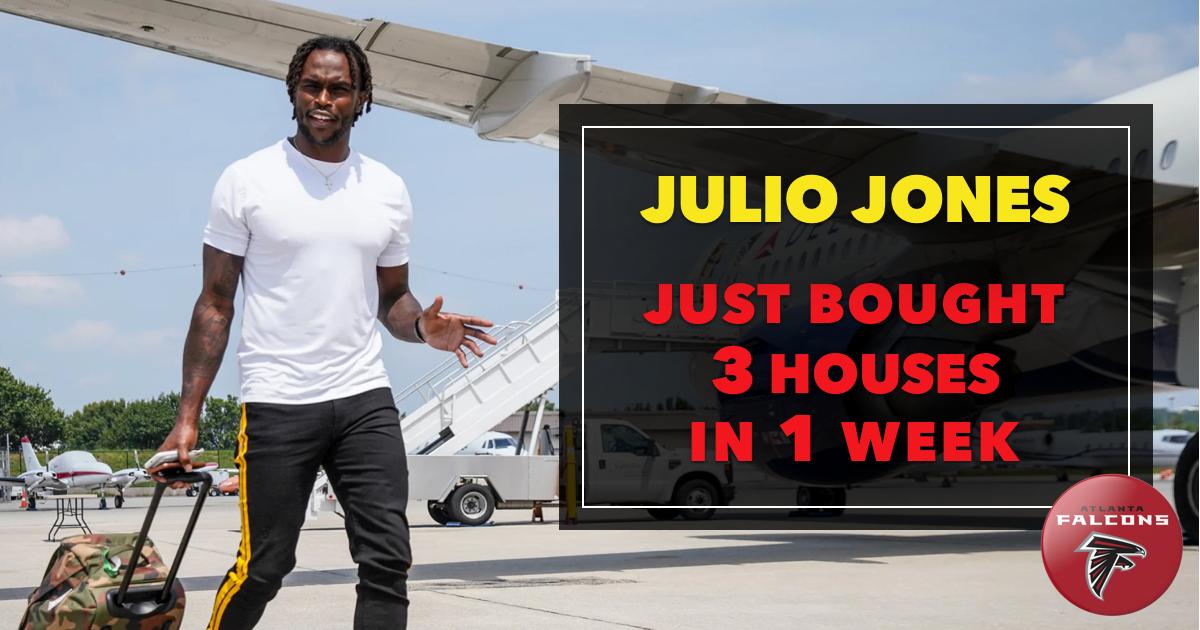 Julio Jones House Featured