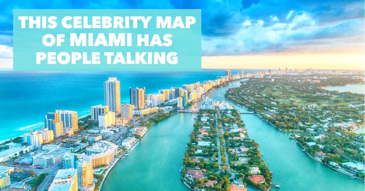 Celebrity Homes Miami