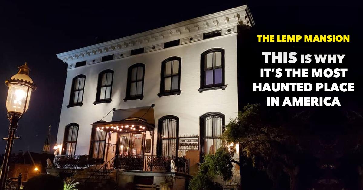 Lemp Mansion Haunted House