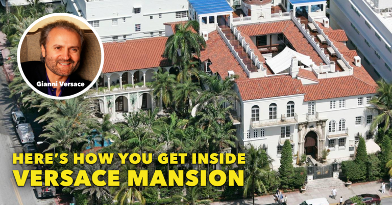 Versace Mansion An In Depth Tour Of Gianni Versace House In Miami