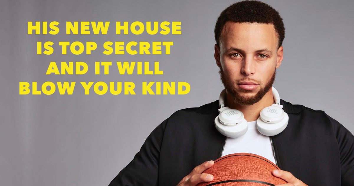 Stephen Curry House Featured