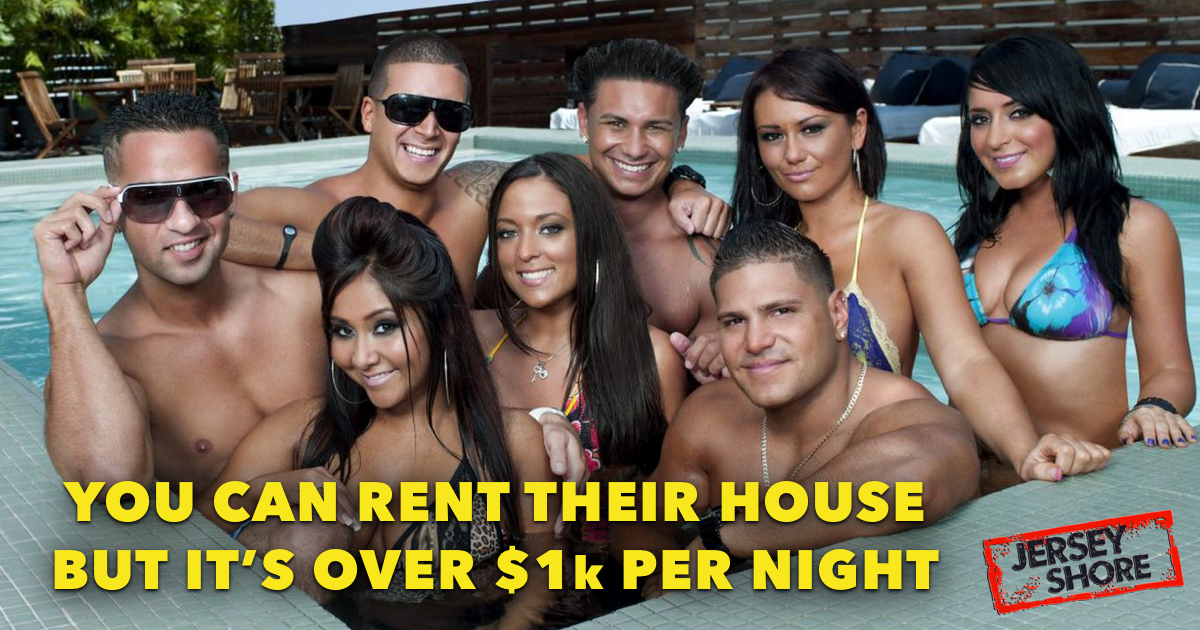 Jersey Shore House Featured