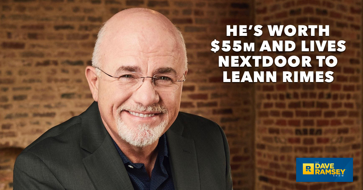 Where does Dave Ramsey live?