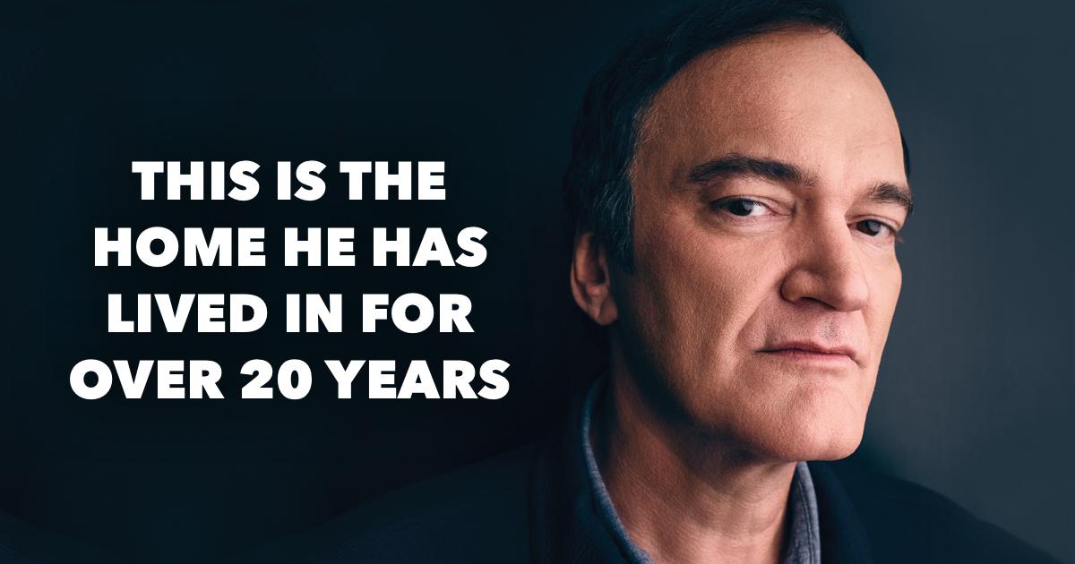 Where does Quentin Tarantino live?