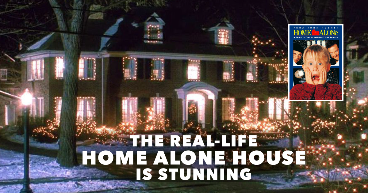 Where is the Home Alone house?