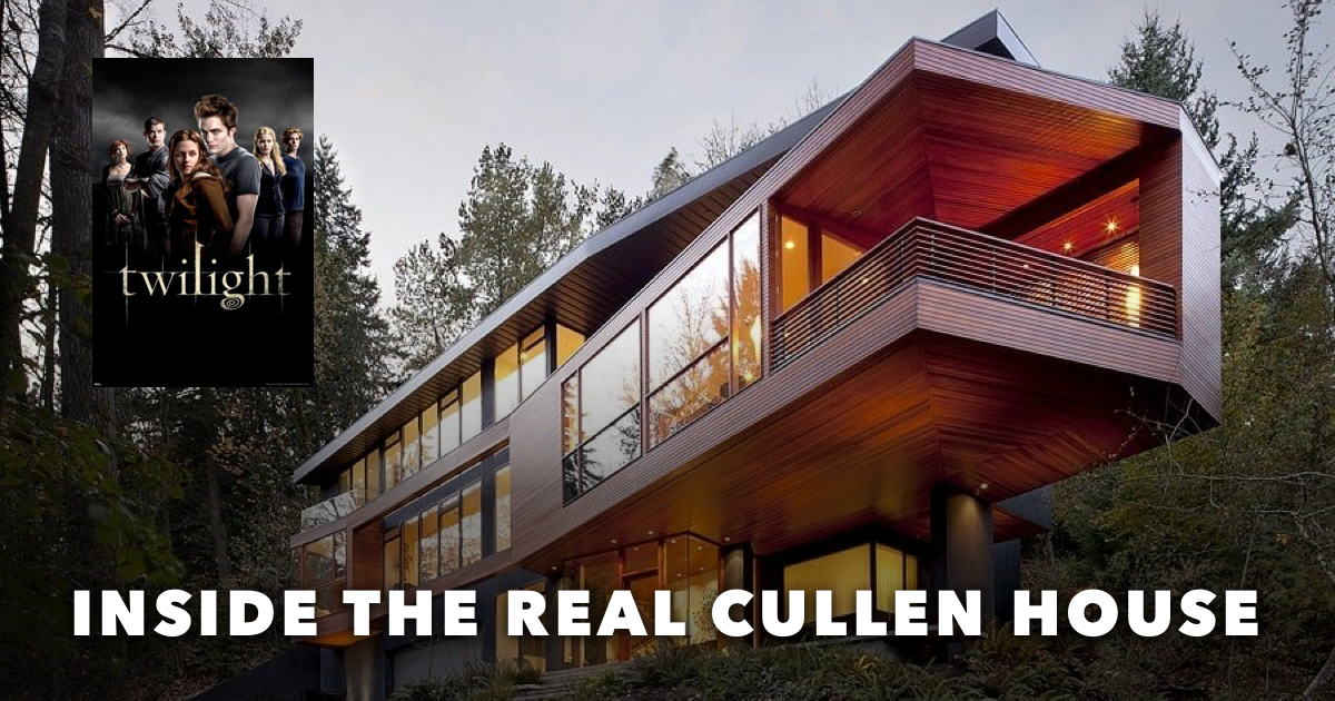 The Cullen House