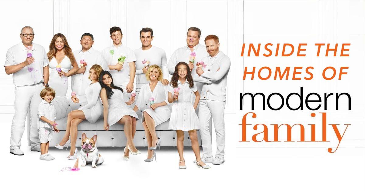Modern Family Homes
