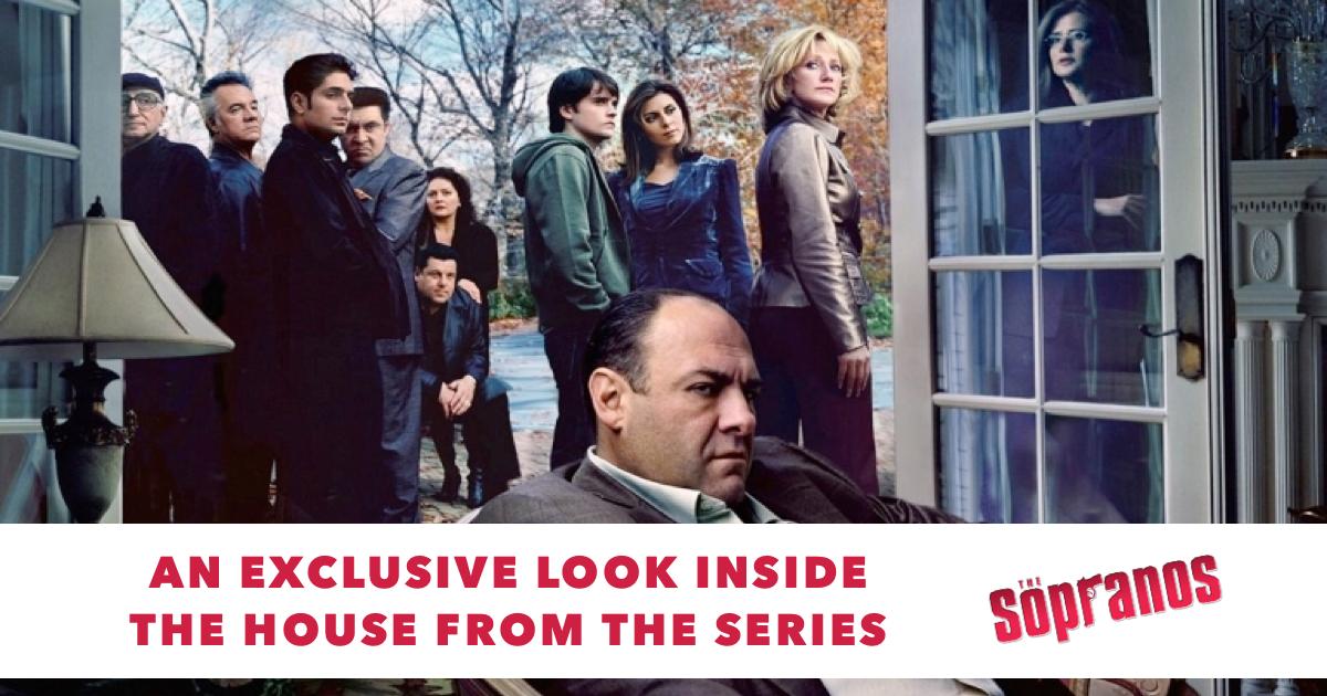 Where did Tony Soprano live?