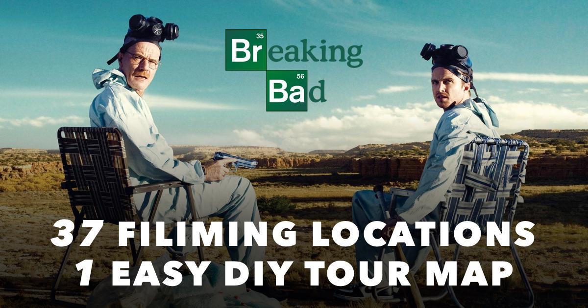 Breaking Bad filming locations