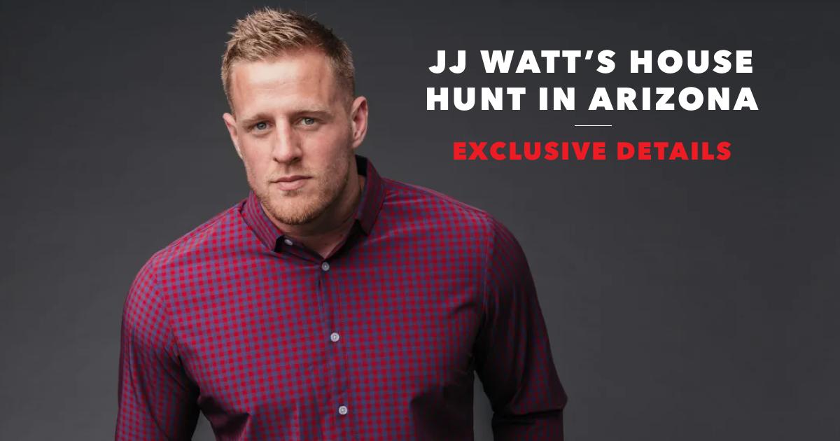 Where does JJ Watt live?