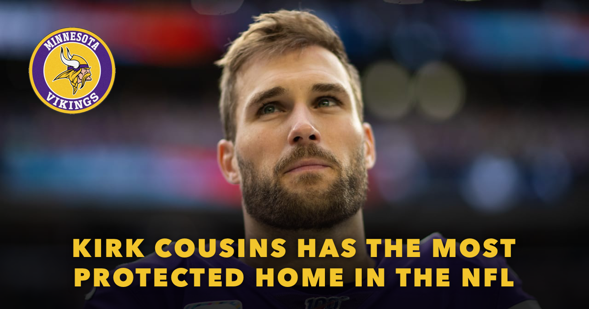Where does Kirk Cousins live?